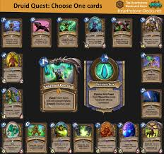 Choose one Cards