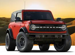 Bronco Wildtrak A Bronco Raptor You Can Buy Muscle Cars And Trucks