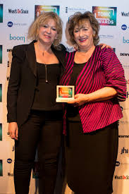 Sonia Friedman OBE and Rosemary Squire OBE Credit Adam Bennett - Tonic -  Supporting theatre and the arts to achieve greater equality, diversity and  inclusion