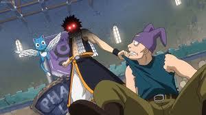 natsu vs gildarts timeskip amv fairy tail hd by espada amv more
