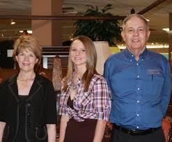 First Recipient of Ivan Smith Furniture Scholarship | SAU Foundation