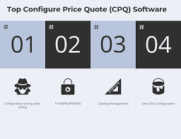 top configure price quote cpq software in reviews