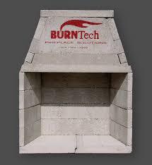 precast concrete outdoor fireplace