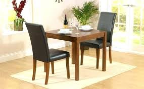 exciting small dining set for 2 table