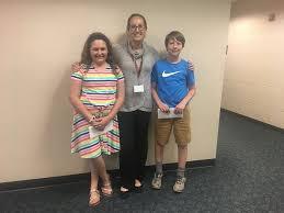 Ava Cox, Principal Kari Luckett, and... - Allegan Public Schools   Facebook