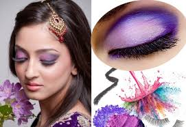 brown eyes flirty eye makeup ideas