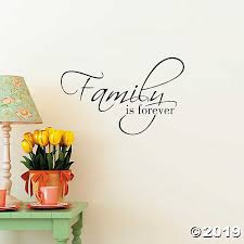 Family Is Forever Wall Decals Discontinued
