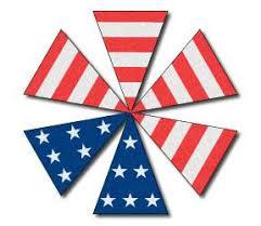 Reflective Flag Decals The Bravest Decals