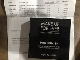 finish multi use powder foundation