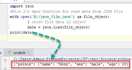 Belajar Python: Cara Parsing Data dari JSON
