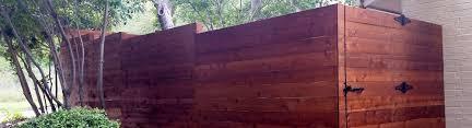 Cedar Wood Iron Chain Link Fence Builder Arlington Tx