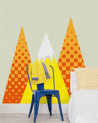 Bright Mountainswall Decals Coloraydecor Com
