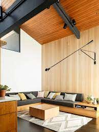 update interior wall paneling wood