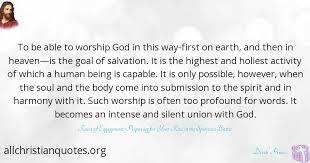 derek prince quote about words first salvation worship