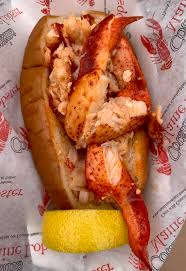I Ate] Connecticut-Style Lobster Roll ...