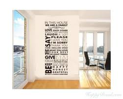 Family Quotes Wall Decal Family Vinyl Art Stickers