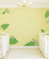 Sissy Little Jungle Leaves Wall Decal Set Best Price And Reviews Zulily