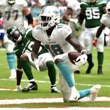 Preston Williams injury: Dolphins WR suffers season-ending injury in Week 9  - DraftKings Nation