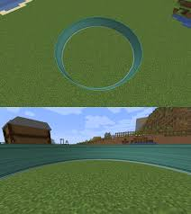 Trident Circle Minecraft