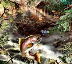 mounn hideaway fish s