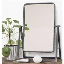 kiko zinc mirror nu 35 x 30cm