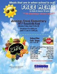 city s begin summer meals program
