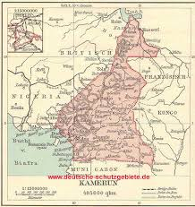 27/9/1914 German Kamerun's capital falls to the Allies | World War ...