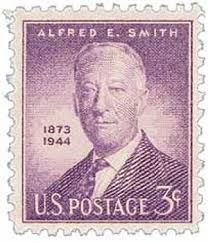 1945 3c Alfred E. Smith for sale at Mystic Stamp Company