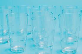 how to clean cloudy glasses glassware
