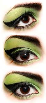 diy halloween ideas witch eyes witch