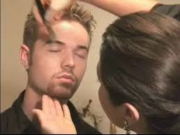 how to apply foundation makeup on men