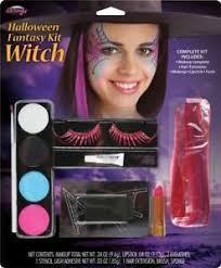 glamour fantasy witch makeup kit ebay