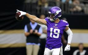 Now healthy, it's time for Adam Thielen to step up for the Vikings ...