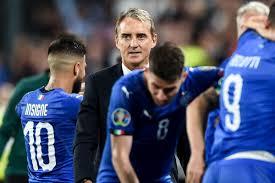 Italia in Nations League con Bosnia, Polonia e Olanda -