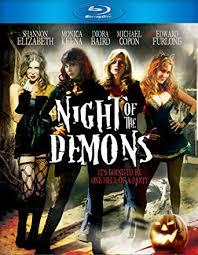 Amazon.com: Night of the Demons [Blu-ray]: Edward Furlong, Shannon ...