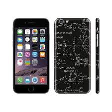 Skinat Cell Phones Sticker For Iphone 6 Plus Hide Logo Back Decals Sticker Mathematic Style Mobile Phone Stickers 2239497 2020 17 84