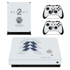 Game Destiny 2 Skin Sticker For Microsoft Xbox One X Consoleskins Co