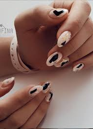 Pin by Addie Rogers on Nail designs in 2020 | Almond nails designs, Short  square nails, Classy nails