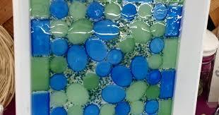monroe wa diy sea glass tile