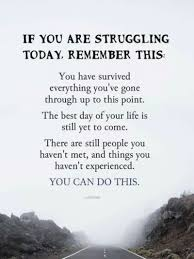quotes about life struggles and overcoming adversity in life