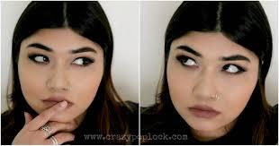 matte smokey eye tutorial
