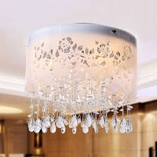 traditional ceiling light spotlighted