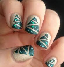 40 easy nail art designs and