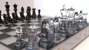 4 glass chess sets and boards world