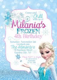 Elsa Frozen Inspirado Invitaciones De Cumpleanos 25 Impreso En 2020 Invitaciones De Frozen Invitaciones De Cumpleanos Invitaciones Cumpleanos Frozen
