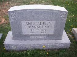 Nancy Adeline Edwards Branscome (1872-1962) - Find A Grave Memorial