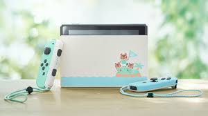 This Animal Crossing Switch console is ...