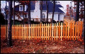 Picket Fence Pictures Marietta Ga