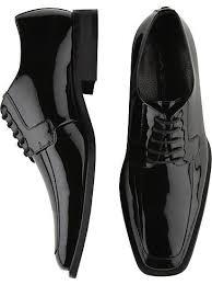 mens viaspiga black tuxedo shoes