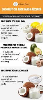 8 diy coconut oil face masks the best